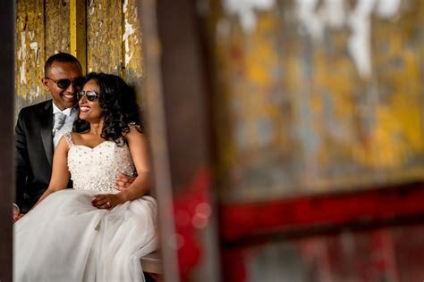 Addis Ababa Wedding Portraits in Ethiopia, Africa