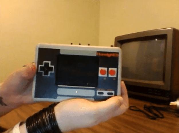 HandyNES Portable Nintendo NES 1