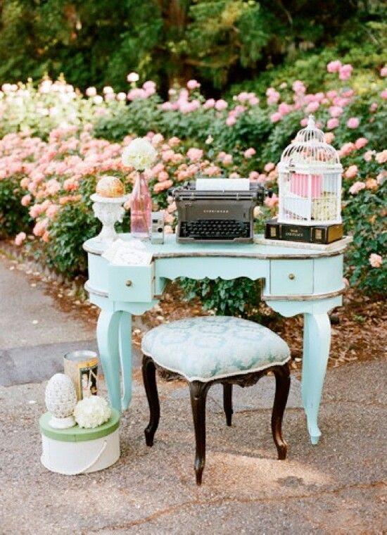 wedding vintage reception decoration outdoor | MY BIG DAY! <