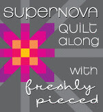Supernova Quilt-Along with Freshly Pieced