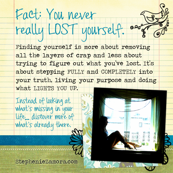Never Lose Yourself Again Huffpost Life