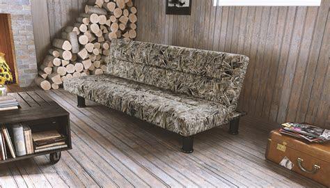 camouflage futon