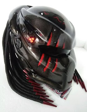 Gambar Helm Custom