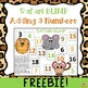 Safari Bump - Adding Three Numbers Together - FUN GAME!