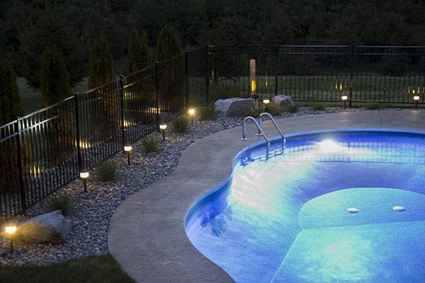How To Install Low Voltage Landscape Lighting Home Construction