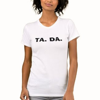 Funny Tada Shirt