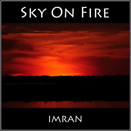 Cold Beautiful Sky On Fire - IMRAN™ — 400+ Views! by ImranAnwar