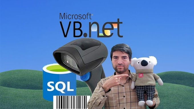 [100% Off UDEMY Coupon] - Using Barcode Scanner in VB.Net and SQL, SQL Server Database
