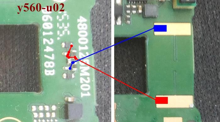 Huawei Y560-u02 Earpiece Solution Ear Speaker Problem Jumper Ways