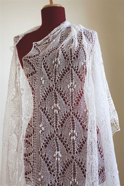 Knit Wedding Dress