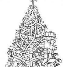Dibujos Para Colorear Arbol De Navidad Eshellokidscom