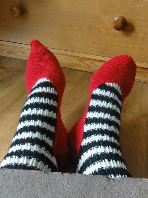 Wicked Witch House Socks par Anna Schürmann