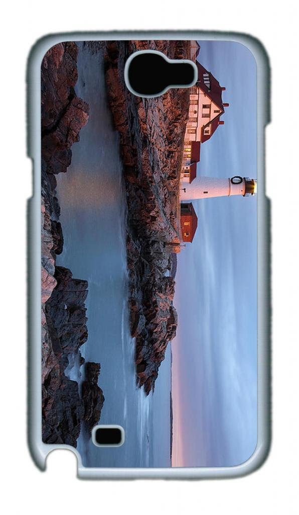 Amazon.com: Painting Portland Head Light Image Printed Smooth Slim ...