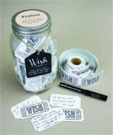 Wish Jar Quotes and Sayings Examples ? Special Occasions
