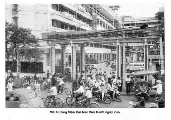 VienDaiHocVanHanh Saigon