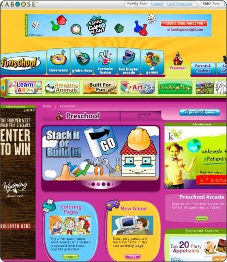 http://funschool.kaboose.com/preschool/index.html