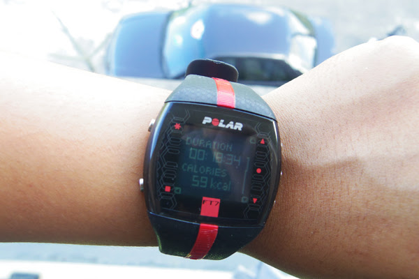 Polar Workout Mode
