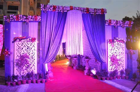 wedding decor by D'Eventz Entry gate decor   wedding decor