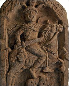 Lancaster tombstone