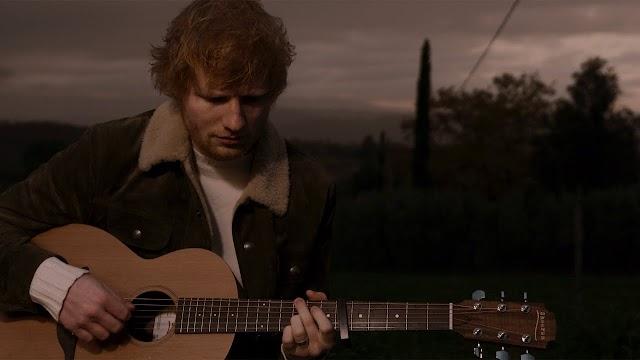 Afterglow Lyrics by Ed Sheeran
