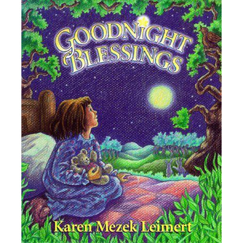 Goodnight Blessings The Learning Basket