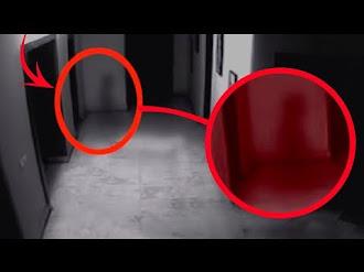 Fantasmas reales y aterradores captados en cámaras