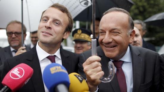 Le patronat héberge le mouvement politique d'Emmanuel Macron