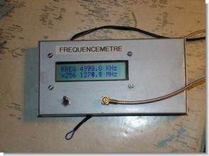 Máy đo tần số Picbasic Pro với PIC16F84