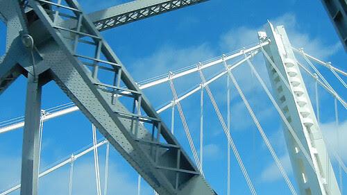 New East Span of San Francisco  Bay Bridge 1