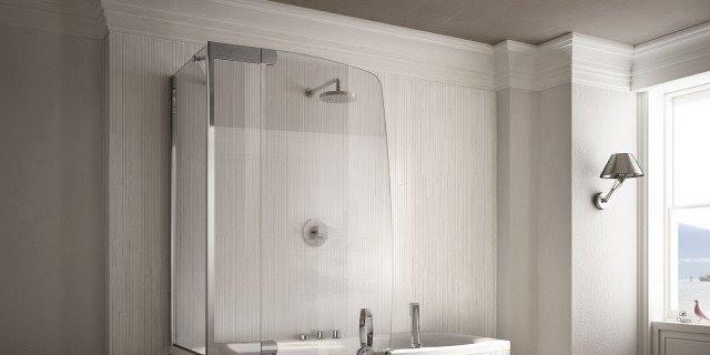 Salvaspazio: la vasca con doccia - Cose di Casa
