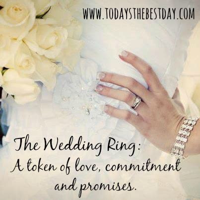 What Does The Wedding Ring REALLY Mean?   Today's the Best Day