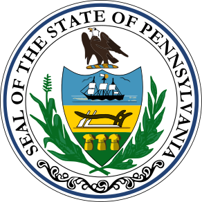 The Seal of the Commonwealth of Pennsylvania