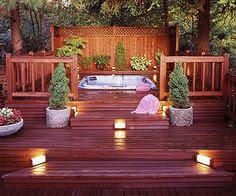 Gazebo | Hot Tub Ideas