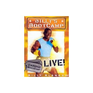 Billy's BootCamp Cardio BootCamp! Billy Blanks, TaeBo, Tae Bo