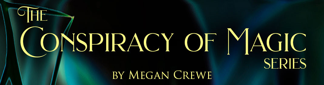 Conspiracy of Magic series page banner
