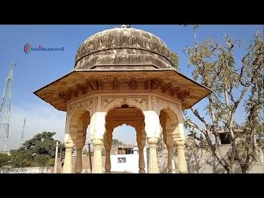 Magnificent Cenotaph Shrimadhopur Sikar