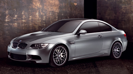Bmw M3 Coupe Concept Features A New V8 Engine And Is Scheduled For Series Production Offers The First Information About