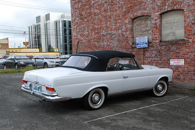 Fintail convertible!