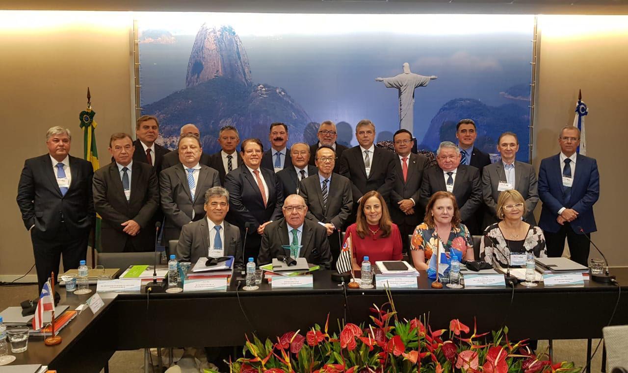 Desembargador Cleones Cunha é reeleito vice-presidente do Colégio de Corregedores Eleitorais da JE