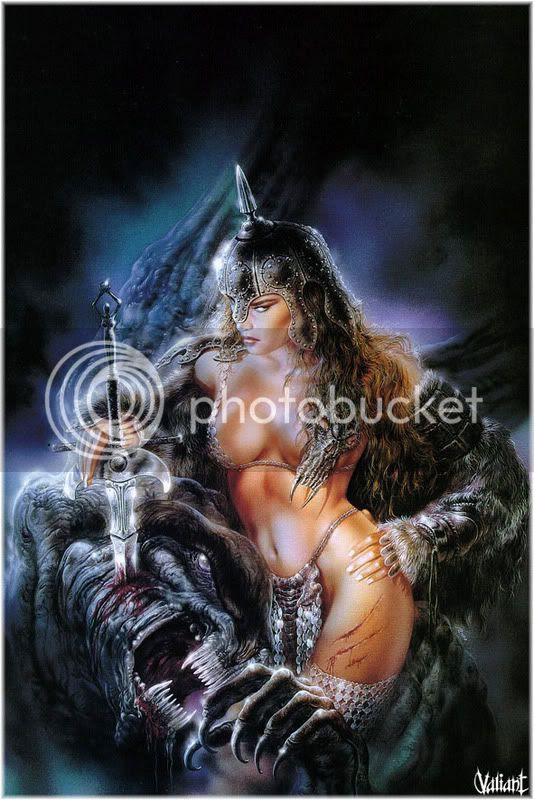 Warrior Art Women Pictures Myspace