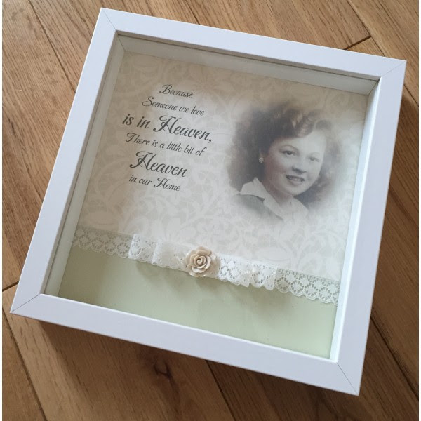 Search Tag Someone In Heaven Personalised Photo Frame In Loving