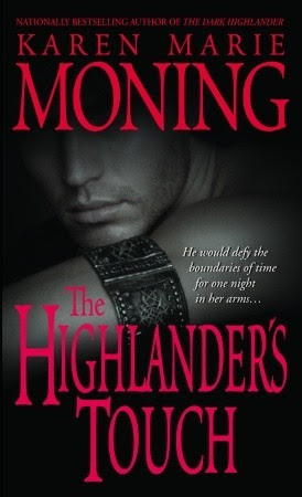 The Highlander's Touch (Highlander, #3)