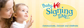 Communicate, connect and celebrate with your child using Baby Signing Time!