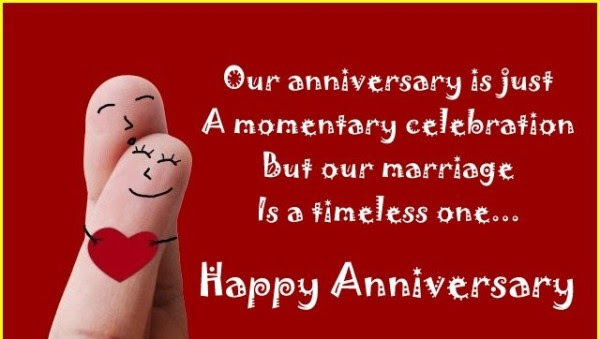 100 Best Wedding Anniversary Wishes Messages For Husband
