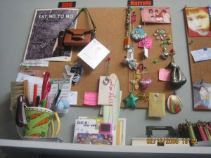 Karrots' workspace