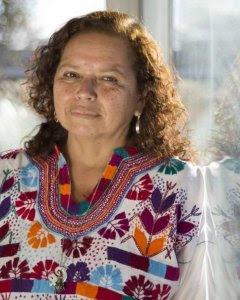 Morena Herrera, activista feminista. / Amnistía Internacional