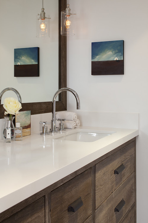 Mill Valley contemporary bathroom