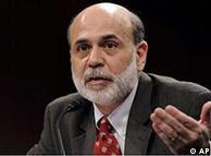 Ben Bernanke, shefi i Bankës Qendrore në SHBA (FED).