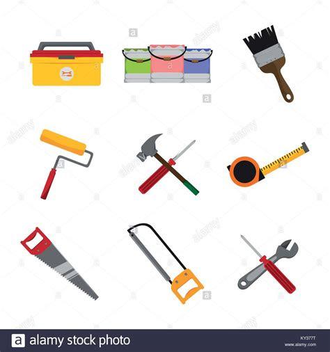 icon  hammer symbol equipment stock  icon
