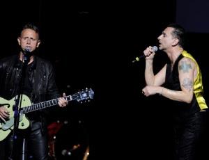 Depeche Mode se apresenta no MusiCares MAP Fund Benefit em Los Angeles, EUA (6/5/11)